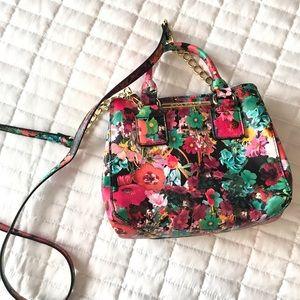 Steve Madden Floral mini Crossbody & handbag purse